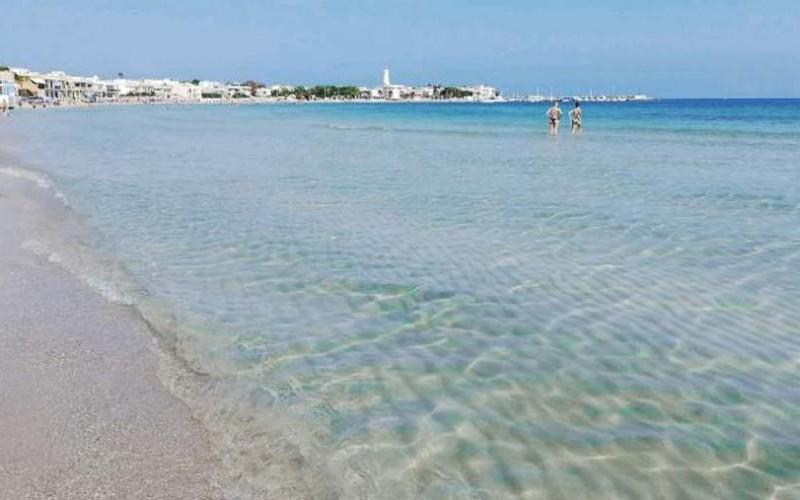 Speciale Torre Canne il Mare della Puglia